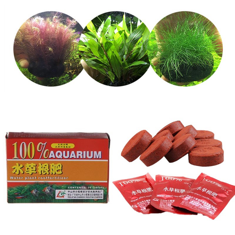 1 Or 3 Pack Aquatic Water Plant Fertilizers Fish Tank Root Fertilizer Nutrient Aquarium Accessories For Water Plant Grass Weed