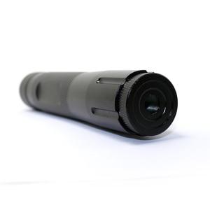 Image 5 - 850nm <5mW Focusable IR אינפרא אדום מצביע לייזר עם שחור מקרה