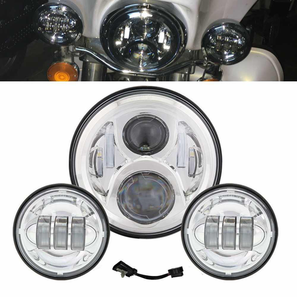 Detail Feedback Questions About Dot 7inch Led Headlight For Ducati