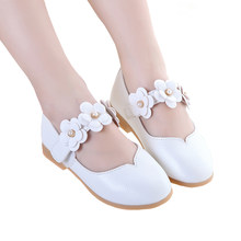 e9c11728ea Popular Wedding Flower Girls White Shoes-Buy Cheap Wedding Flower ...