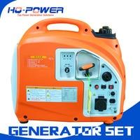 2kw цифровой преобразователь бензиновый генераторы портативный генератор silent
