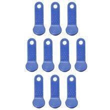 Высокое качество 10 шт./лот Перезаписываемый RFID touch memory ключ RW1990 IButton копию карты сауна ключ