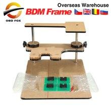 أقوى مبيعات 2020 إطار BDM100 عالي الجودة مع محولات كاملة إطار BDM لمبرمج BDM100/CMD Post Free