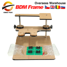 2020 Hottest Selling high quality BDM100 Frame With Full Adapters BDM Frame For BDM100 Programmer/ CMD Post Free