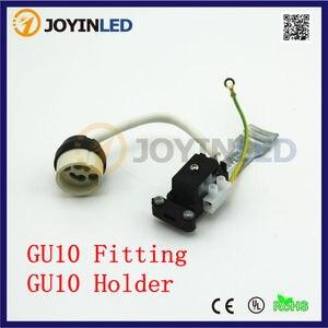 5 шт. коннектор керамический держатель лампа проводка для GU10 основание галогенные розетки распределительные коробки led