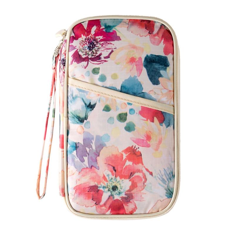 Nov slog potovalne torbe za shranjevanje z žepi natisnjenimi - Organizacija doma