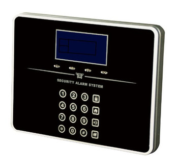 Touch Screen GSM alarm System