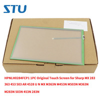 HPNLH0284FCP1 1PC New Original Touch Screen for Sharp MX 283 363 453 503 AR 4528 U N MX M363N M453N M503N M363N M283N 503N 453N