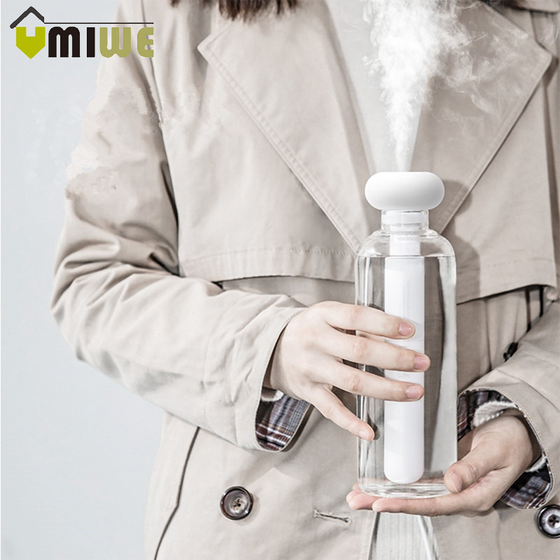 Dismountable USB Portable Mini Humidifier Cool Mist Air Humidifier Aroma Diffuser for Travel Home Office without Water BottleDismountable USB Portable Mini Humidifier Cool Mist Air Humidifier Aroma Diffuser for Travel Home Office without Water Bottle
