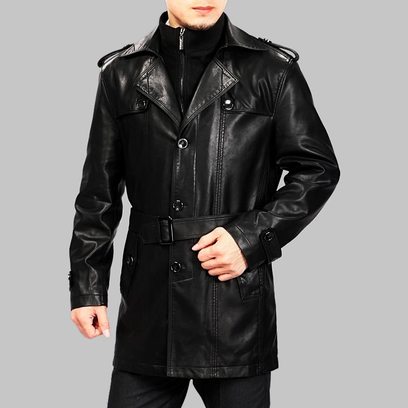 Leather mens jackets coats – Novelties of modern fashion photo blog