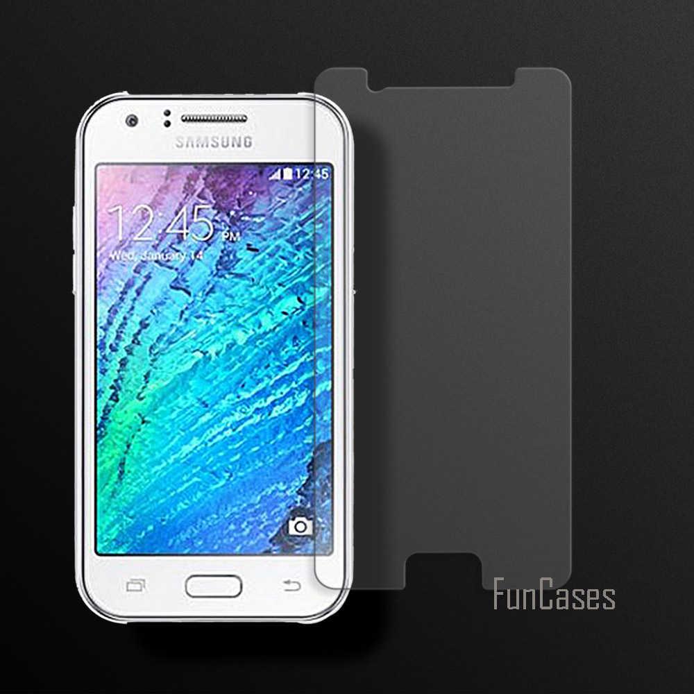 Vetro temperato Per Samsung Galaxy J1 2016 J120 J120F Pellicola Della Protezione Dello Schermo Per Samsung Galaxy J1 2016 2.5D Bordo Curvo schermo