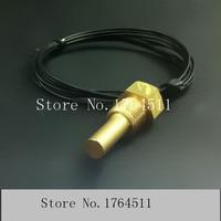 [BELLA] High precision temperature sensor PT100 RTD temperature probe waterproof M10 * 1 3pcs/lot