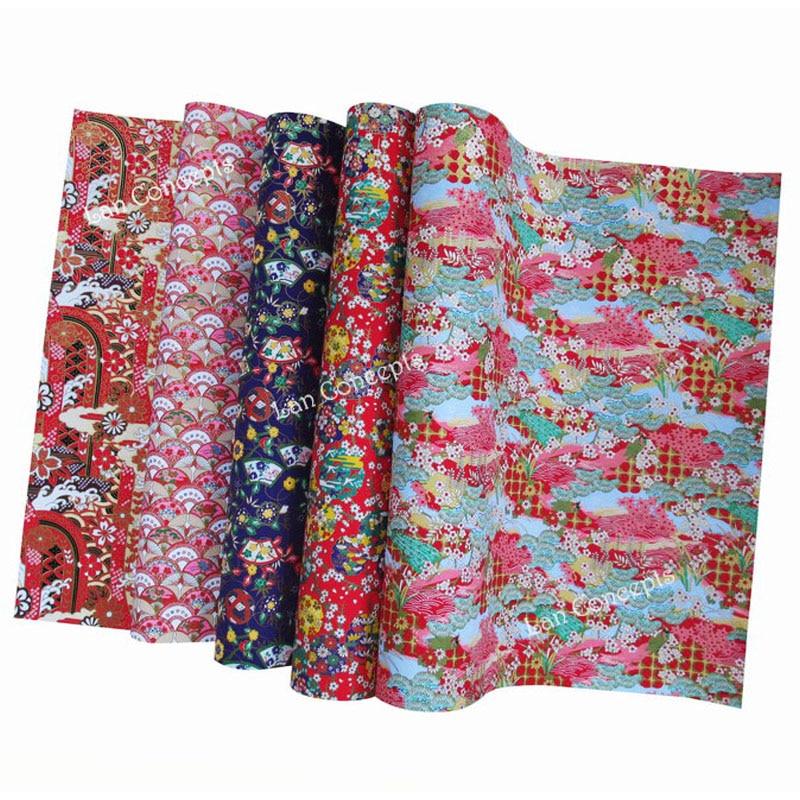 Japanese Washi Paper Crafts