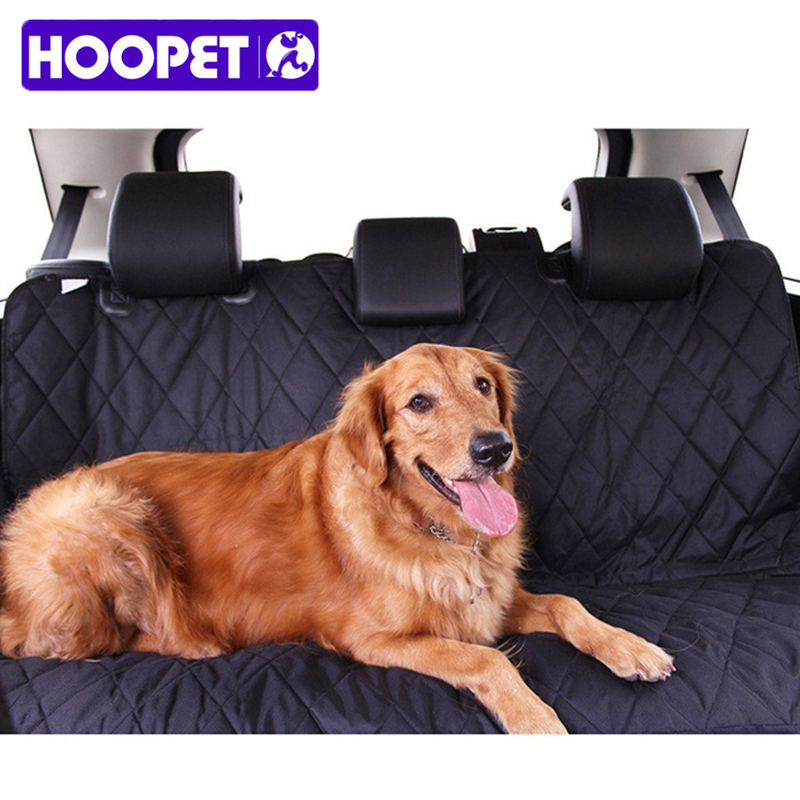 Waterproof Pets Dog Travel Hammock Rear Seat Cover Oxford Fabric Car Seat Mat Cushion for Pet Transport Carrier