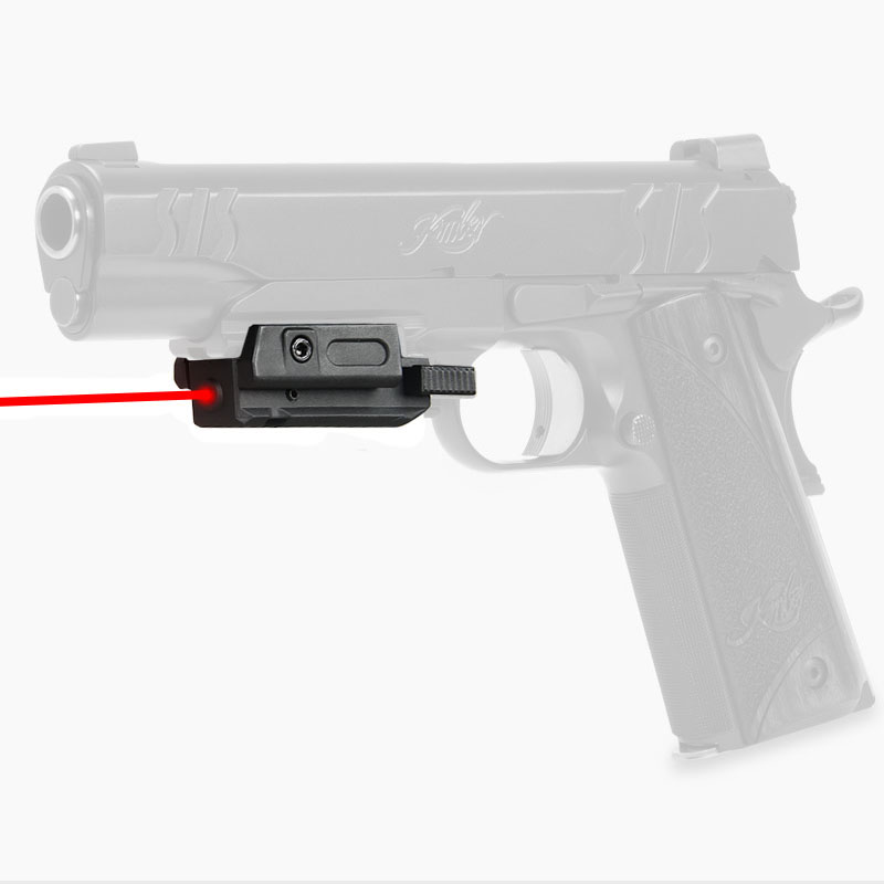 New Arrival Tactical Red Laser Sight Laser Pointer Adjustable Windage and Elevation For Hunting gs20-0054