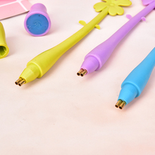 1 pcs fast point drill pen Diamond painting  , round double head no trace stick diamond embroidery tool