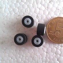 4pcs/lot. 8.5x6x1.5mm  Walkman repeater press pulley Tape recorders pressure