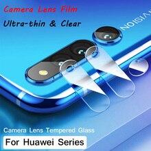 Cristal de la Lente de la cámara para Honor 10 Lite 20 Pro vidrio templado para Honor 20 Lite View 10 Protector de pantalla en Huawei Honor 9 luz 8