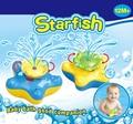 Caliente Lindo Starfish Bebé Agua Pulverizada Verano Baño de Juguete jugando en el agua para niños Azul Amarillo con caja de Juguetes Clásicos GH0115