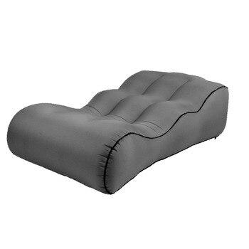 Summer Outdoor Sleeping Bag Inflatable Sofa bed 1