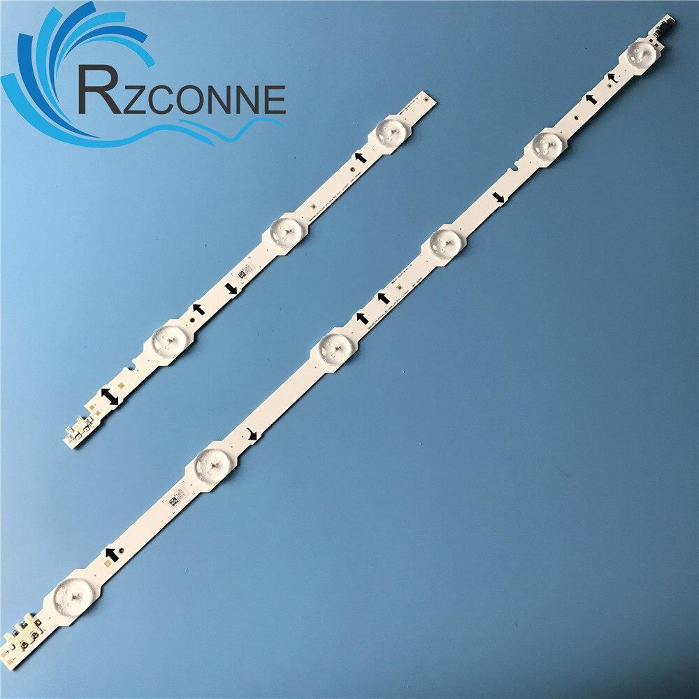 LED Backlight Lamp Strip BAR 9led For SamSung 40'' TV UA40HU5920 DUGE-400DCA-R4  DUGE-400DCB-R4 CY-GH040HGLV6H BN96-30449A