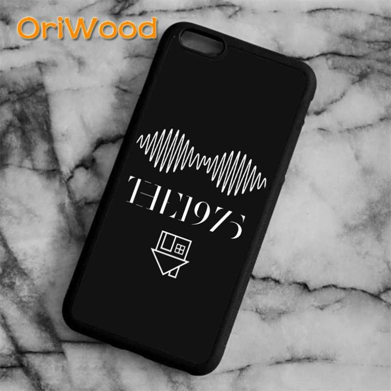 OriWood ARCTIC MONKEYS 1975 чехол для iPhone 6 6 S 7 8 Plus iPhone X iPhone 5 5S SE samsung galaxy S5 S6 S7 край S8 Plus Note 8 shell