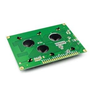 Image 5 - LCD לוח צהוב ירוק מסך 12864 128X64 5V כחול מסך תצוגת ST7920 LCD מודול עבור arduino 100% חדש מקורי