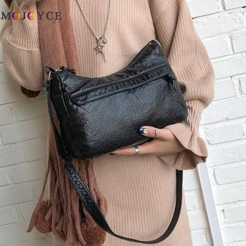 4 styles Brand Designer Women Messenger Bags Crossbody Soft PU Leather Shoulder Bag High Quality Fashion Women Bags Handbags