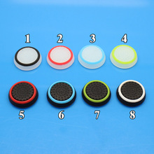 ChengHaoRan 1 Set 2pcs/lot Controller Cap Cover Analog 360  Stick Grip For PS4 XBOX ONE for Xbox360 8 colors