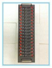 16 портов смс модемный пул с wavecom q24 plus 850/900/1800/1900 мГц quad band модуль