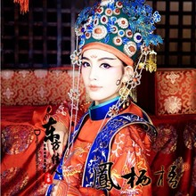 4accd5cb1 Discount Chinese Traditional Wedding Bride Costume Jin Yu Liang Yuan Ming  Dynasty Wedding Hanfu Female Set
