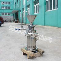 JML50 colloid mill Colloidal sesame coated peanut butter colloid mill soybean grinding machine grinding machine 1100W