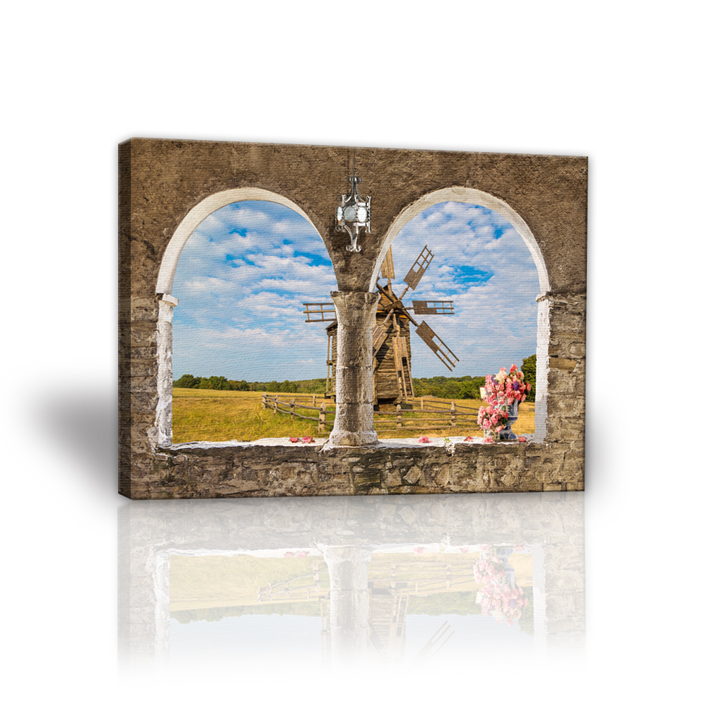 Window Frame Wall Art window frame wall decor promotion-shop for promotional window