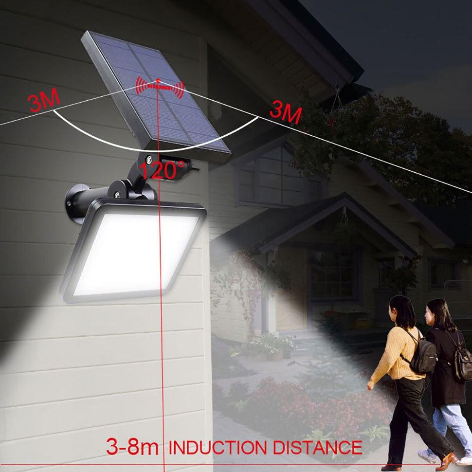 ar livre ip56 à prova dwaterproof água pátio caminho lâmpada parede