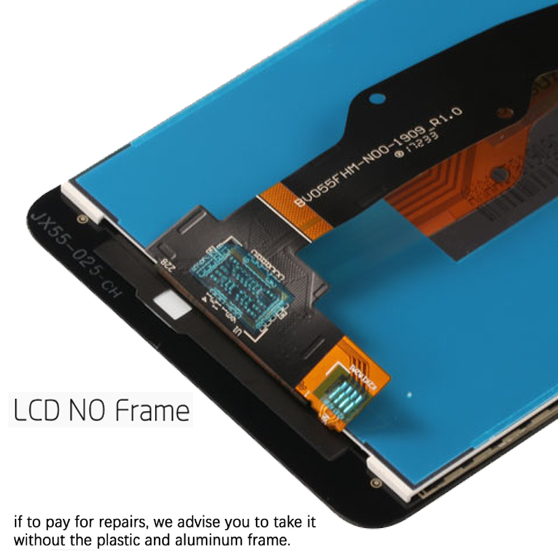 For Xiaomi Redmi Note 4X/4 Global LCD Display Touch Screen Replacement for Redmi Note 4 Snapdragon 625 Octa Core Display 5.5""