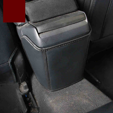lsrtw2017 car styling leather car Seat anti-kick pad armrest anti-kick mat for honda civic 2015 2016 2017 2018 10th civic