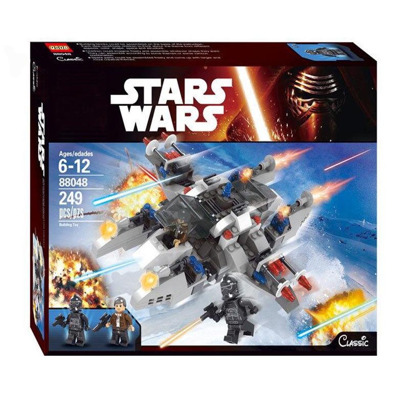 New Star Wars Building Blocks Toy Set Speeder Lepine Ladrillos Regalo Juguetes