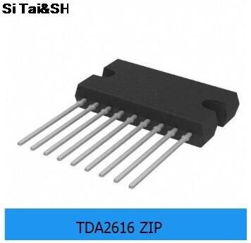 10pcs/lot TDA2616 audio IC ZIP-9