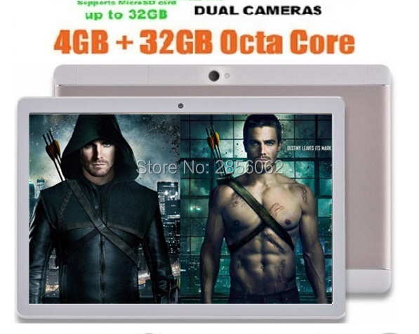 DHL Free 3G Phone Tablet PC 10 inch MTK8752 Octa Core 4GB RAM 64GB ROM Android 5.1 GPS Dual Camera 3G Phone Tablet 10