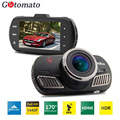 Gotomato DAB201 Car DVR Ambarella A12 Chip Car Camera Video Recorder 170 Degree 2560*1440P Car DVR GPS Logger G-Sensor HDR H.264