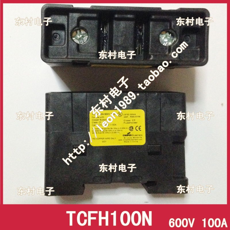 [SA]US imports EATON Bussmann Fuseholders TCFH 100N 100A 600V fuse base digital inductive wood moisture meter redwood timber range 0 100%