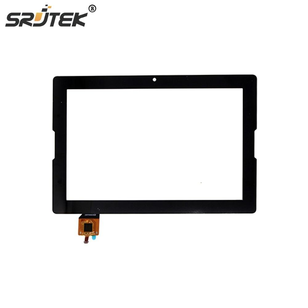 Srjtek New 10 1 For Lenovo A10 70 A7600 B0474 T Touch Screen Digitizer Glass Sensor