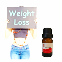 Chili&Ginger 10ml fat burning Essential oil fast loss weight powerful anti cellulite weight loss diet pills Alternative Product Essential Oil