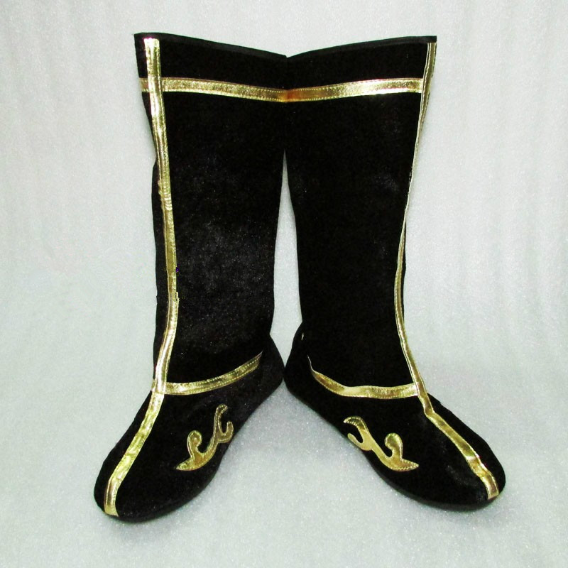 drama shoes chinese opera boots drama boots chinese opera shoes sun wukong cosplay boots chinese ancient