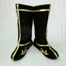 drama shoes chinese opera boots drama boots chinese opera shoes sun wukong cosplay boots chinese ancient shoes for men
