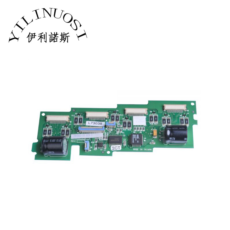 New Encad NovaJet Carriage Board for Pro-50 printers brand new novajet encad 750 main board carriage board use for lecai skycolor inkjet printer mainboard spare part