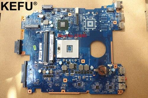Материнская плата для ноутбука подходит для Sony mbx-247 VPC-EH DA0HK1MB6E0 ноутбук материнская плата HM65