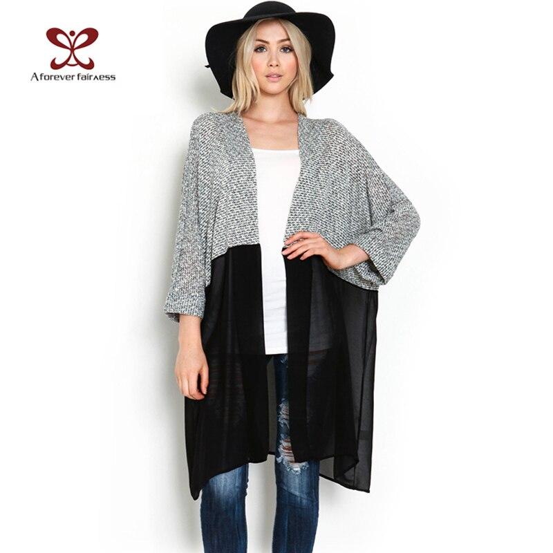 Buy 2016 Autumn Women Kimono Cardigan