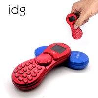 Idg Anti Stress Toys Reliever Relief Toys Sensory Interesting Fidget Spinner Toys Finger Micro Usb Phone