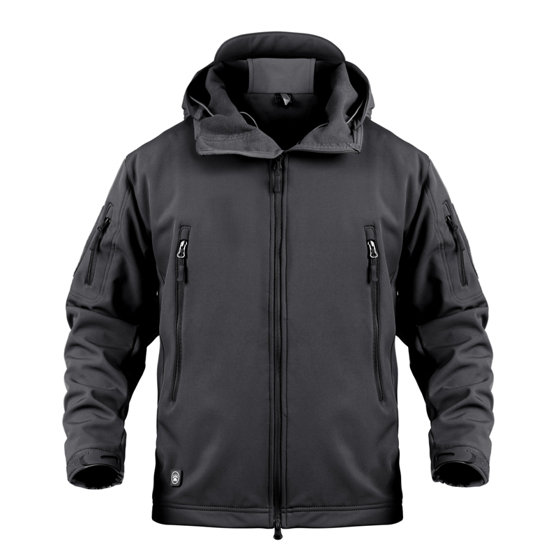Men Tactical jacket military Coat hardshell clothes camouflage army autumn jacket and coat for men multicam windbreaker Raincoat